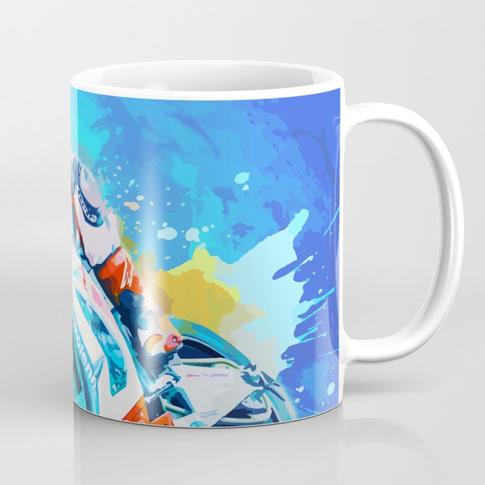 Superbike Racing Coffee Mug
