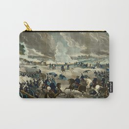 Battle of Gettysburg by Thomas Kelly Carry-All Pouch