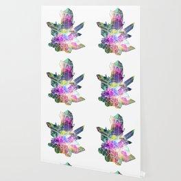 crystals 1 Quartz Wallpaper