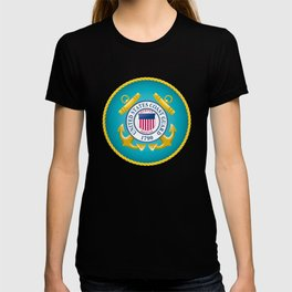 Seal of the United States Coast Guard T-shirt