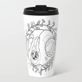 oregano wreath Travel Mug