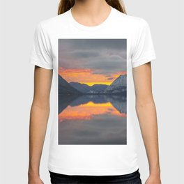 lake_sunset T-shirt