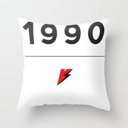 My Story Series (1990) Throw Pillow