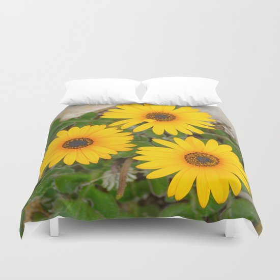 Three for You Duvet Cover
