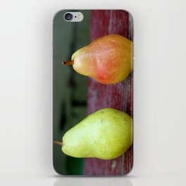 The Power of Three iPhone Skin