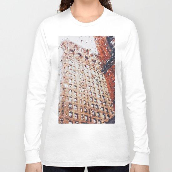 New York City Rain Long Sleeve T-shirt