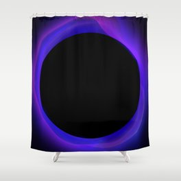 Ghastly Shower Curtain