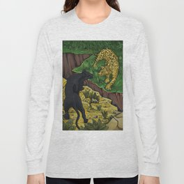 Duel of Panthers Long Sleeve T-shirt