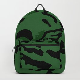 GREEN TRIDANCA Backpack