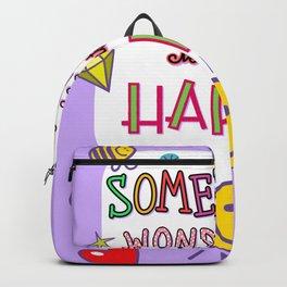 Something Wonderful Backpack