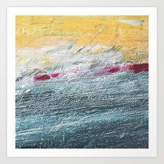 texture 172 Art Print