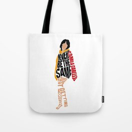 Camila Cabello shape Tote Bag