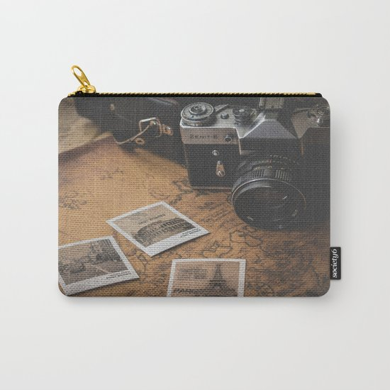 Adventure always Carry-All Pouch