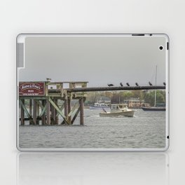 Cormorants on the Greasy Pole Laptop & iPad Skin