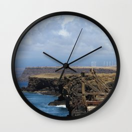 Southern Most Point of the United States Wall Clock