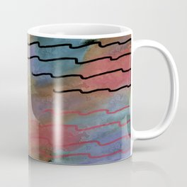 Original Abstract Art Coffee Mug