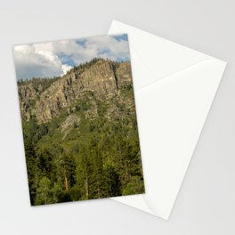 Rocks and Shrubs Stationery Cards