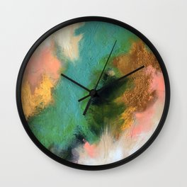 Early Morning Wall Clock