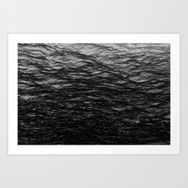 A LIGHT-VOID SEA Art Print