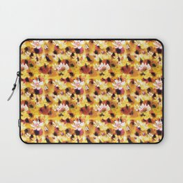 Passion Fruit Design by #MahsaWatercolor Laptop Sleeve