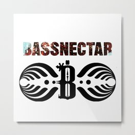 Basnectar sound Metal Print