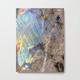 Labradorite Metal Print