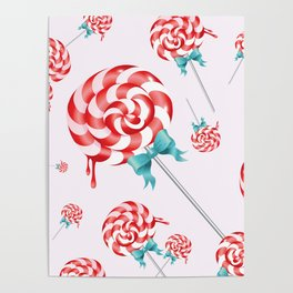 Lollies Poster