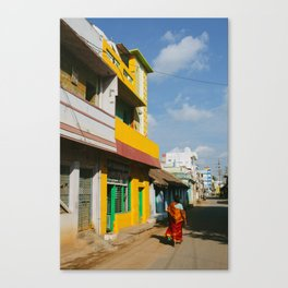 Afternoon Stroll Canvas Print