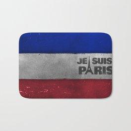 Je Suis Paris Bath Mat