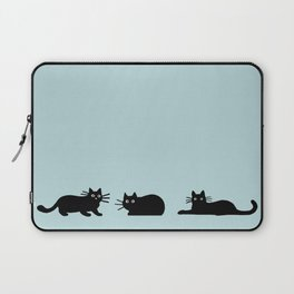 Black Cat(s) Laptop Sleeve