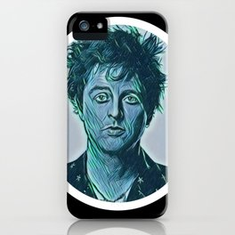 BILLIEJOE AMRSTONG iPhone Case