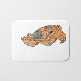 Cuttlefish Bath Mat
