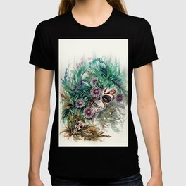 Flower of Death T-shirt