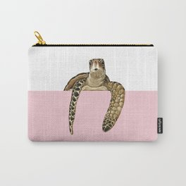 Hi! Sea Turtle Carry-All Pouch
