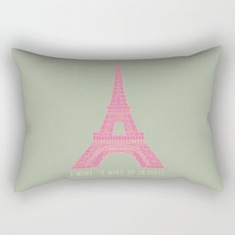 OUI OUI Rectangular Pillow