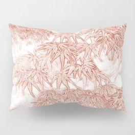 Momiji Pattern Pillow Sham