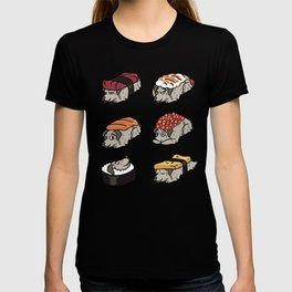 Irish Wolfhound Sushi  T-shirt