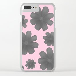 When flowers die... Clear iPhone Case