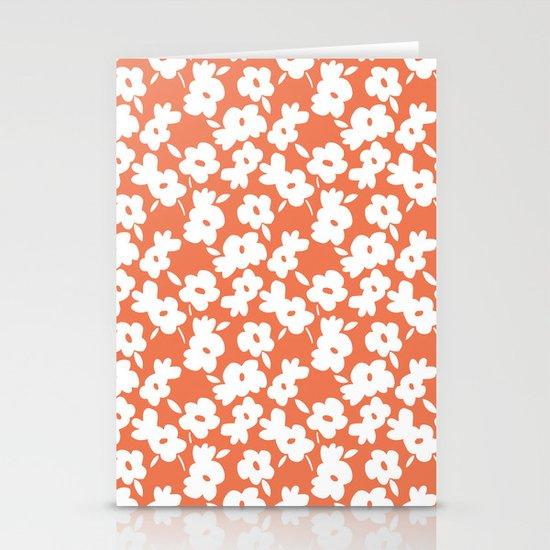 Spring Flower Stationery Cards