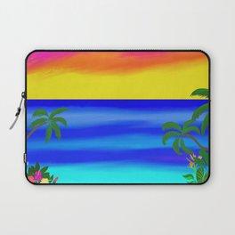 Beach Vibes Laptop Sleeve