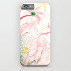 Summer flower meadow iPhone 6s Slim Case