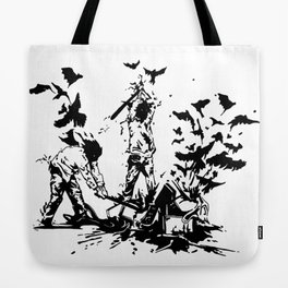 Famous also Fade Tote Bag