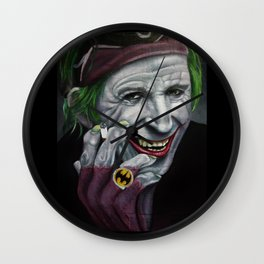 The Joke's On You Wall Clock