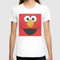 sesame street T-shirts featuring Sesame Street Elmo by Jconner