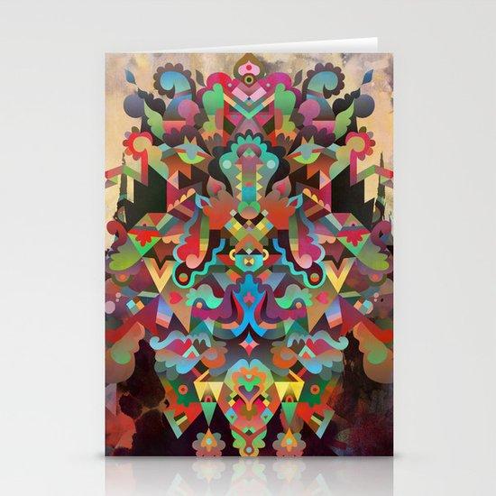 Dæmon [treatment 1] Stationery Cards
