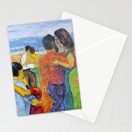 Milonga beach Stationery Cards