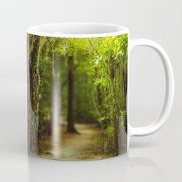 Louisiana Forest, Spanish Moss Coffee Mug