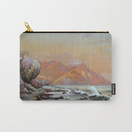 Evening by the sea Carry-All Pouch