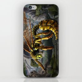 Dragon Wasp iPhone Skin
