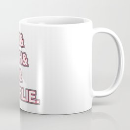 Rock and roll legends | for rock and roll fans | British Rock Coffee Mug